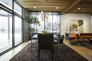 790_After_Interior_Dining Room_Modern Dining Room_Mid Century Modern | Renovation Design Group