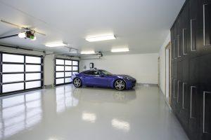 790_Exterior_After_GArage_Large Garage Addition_Garage Modern | Renovation Design Group