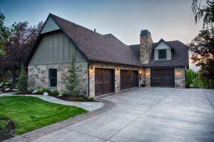After_Garage_Exterior Remodel_Salt Lake Architects | Renovation Design Group