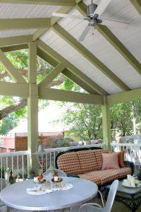 After_Exterior Build_Outdoor Fan_Renovation Design Group | Renovation Design Group
