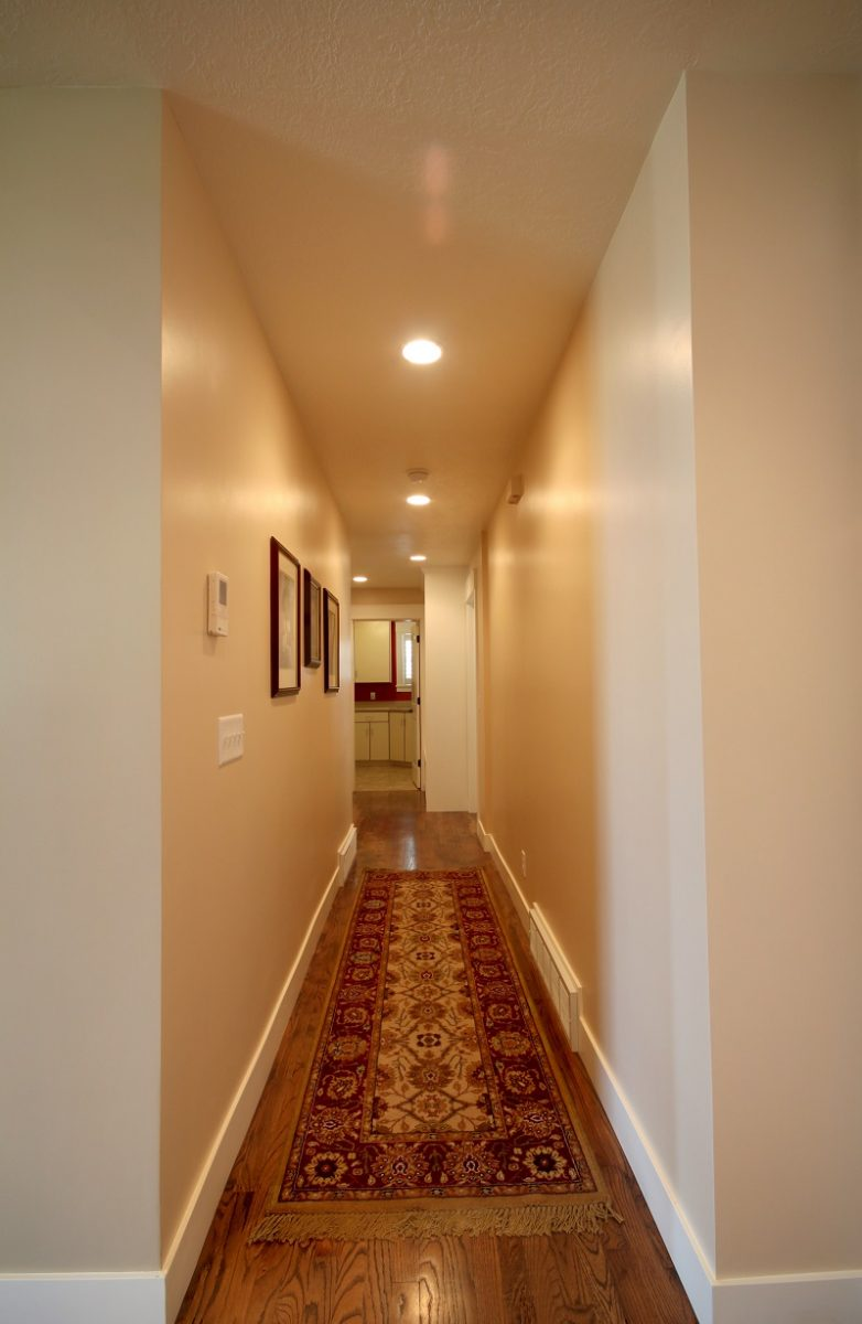 After_Interior_Hallway Renovations_Full Home Remodel_1980's Home Renovation and Updates | Renovation Design Group