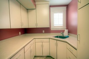 After_Interior_Laundry & Mudrooms_1980's Home Interior Update | Renovation Design Group