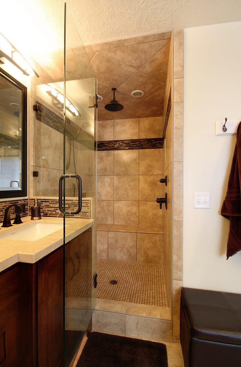 After_Interior_Master Bathroom_Bathroom Remodels_1980's Home Update_Master Suite | Renovation Design Group