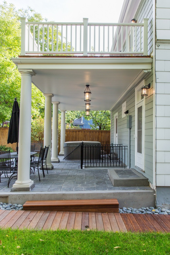 After_Utah Home Renovation_Deck Addition_Exterior | Renovation Design Group
