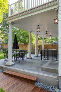 After_Utah Home Renovation_Deck Addition_Exterior | Renovation Design Group