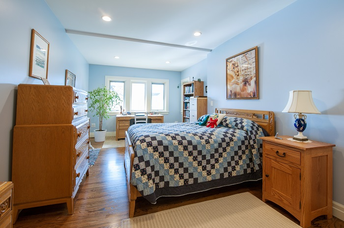 After_Interior Renovation_Bedroom Remodel_Bedroom Remodels | Renovation Design Group