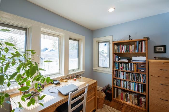 After_Interior Renovation_Office_Home Remodeling Utah | Renovation Design Group