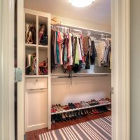Interior Renovation_Master Bedroom Closet_1970's House Style | Renovation Design Group
