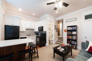 Basement Kitchen Remodel Family Room | Renovation Design Group