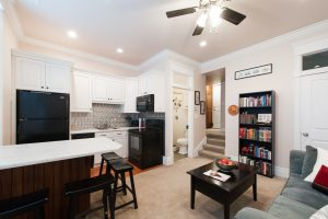 Basement Kitchen Remodel Family Room | Renovation Design Group