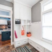 Large Mudroom Addition | Renovation Design Group