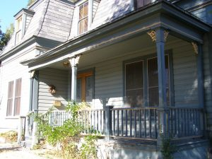 Victorian Front Porch Before Remodel | Renovation Design Group