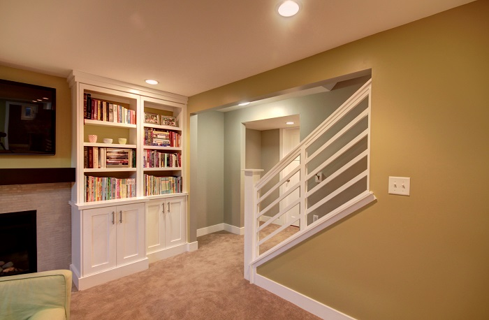 After_Interior Renovation_Basement_Renovation Design Group | Renovation Design Group