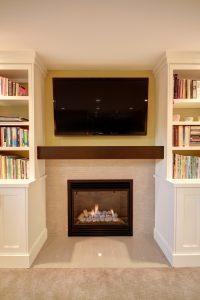 After_Interior Renovation_Fireplace_Basement Renovation | Renovation Design Group