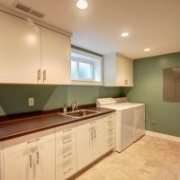 After_Interior_Laundry Room_Utah Home Remodel | Renovation Design Group