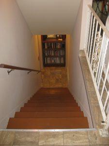 Before_Interior Renovation_Staircase_Remodeling Utah | Renovation Design Group