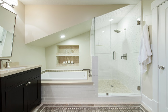 After_Interior_Master Bathroom_Master Suites | Renovation Design Group