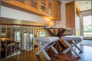Cottonwood Club Split Level Interior Kitchen Renovation by Renovation Design Group