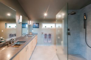 After_Second Story Addtions_Master Bath_Contemporary Bathroom Design | Renovation Design Group