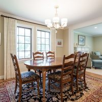 After, interior, living room, dining room, formal dining, rambler | Renovation Design Group
