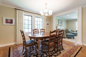 After, interior, living room, dining room, formal dining, rambler | Renovation Design Group