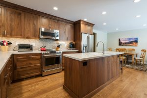 After, Kitchen, Traditional, Backsplash, kitchen islands, Ranch Home | Renovation Design Group