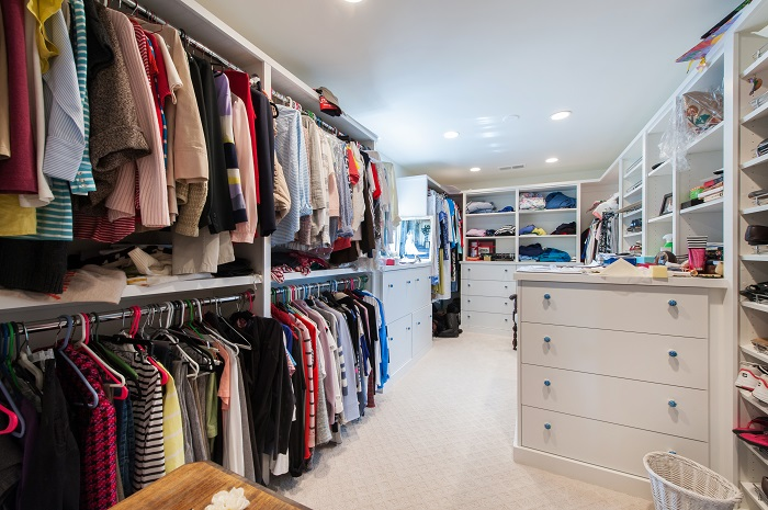 After_Interior Renovation_Craftsman Closet_Master Suite | Renovation Design Group