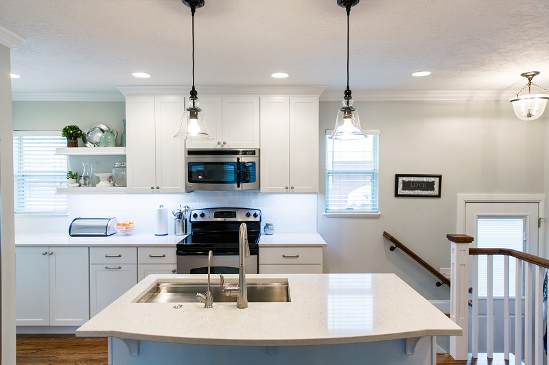 After_Interior Renovation_Kitchen Remodel_Bungalow Remodel | Renovation Design Group