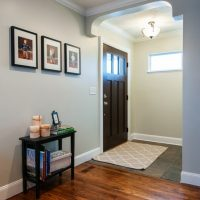 After_Interior_Front Entry_Bungalow Remodel | Renovation Design Group