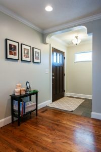 After_Interior_Front Entry_Bungalow Remodel   Renovation Design Group