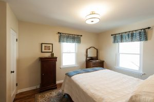 After_Interior_Bedroom Renovations_Cottage Remodels_bedroom cottage | Renovation Design Group