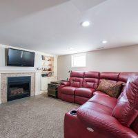 After_Interior_Family Room_Basements Remodels_Cottage | Renovation Design Group