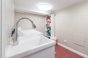 After_Interior_Laundry Room_Basement Remodels_Cottage Renovations | Renovation Design Group