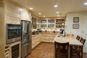 After_Interior_Condo Remodels_Dining Room Remodels_Kitchen Remodel,, condominiums | Renovation Design Group