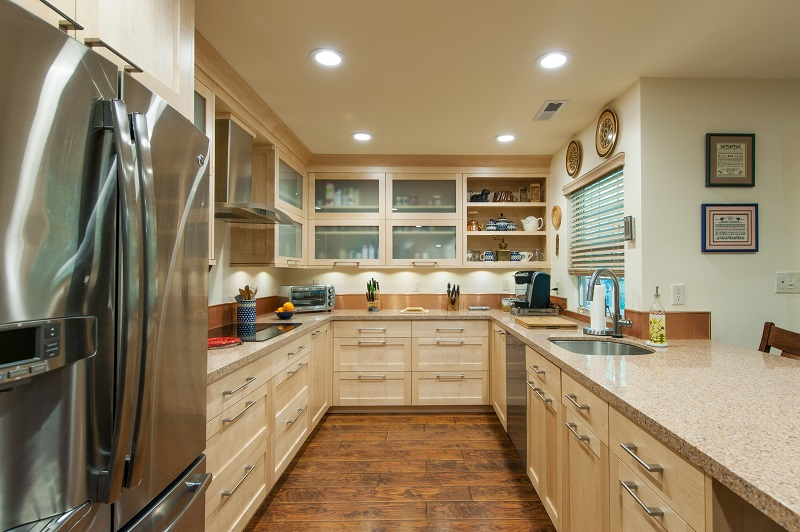 After_Interior_Condo Renovations_Great Room Remodels_Kitchen condos | Renovation Design Group