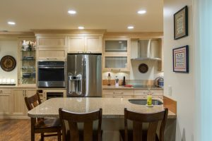 After_Interior_Condominium Kitchens_Small kitchen remodels | Renovation Design Group