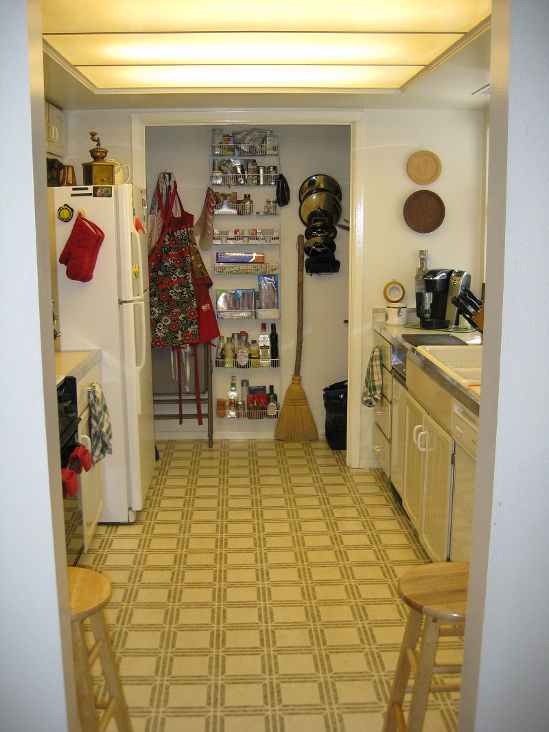 Before_Interior_Before Condo Remodel_Before Kitchen_Condominium remodels | Renovation Design Group