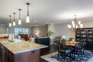 After_Interior Renovations_Great Room_Condominium   Renovation Design Group