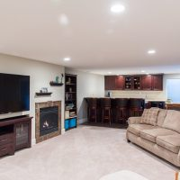 After_Interior_Basement Bar_Family Room | Renovation Design Group