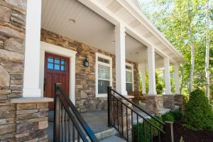 After_Exterior_Front Porch_Porch Swings_Exterior Home Remodels | Renovation Design Group