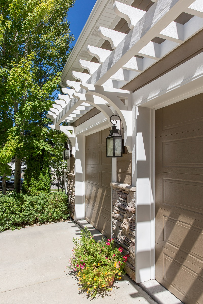 After_Exterior_Garage Remodels_Double Garage_Exterior Renovations_Curb Appeal | Renovation Design Group