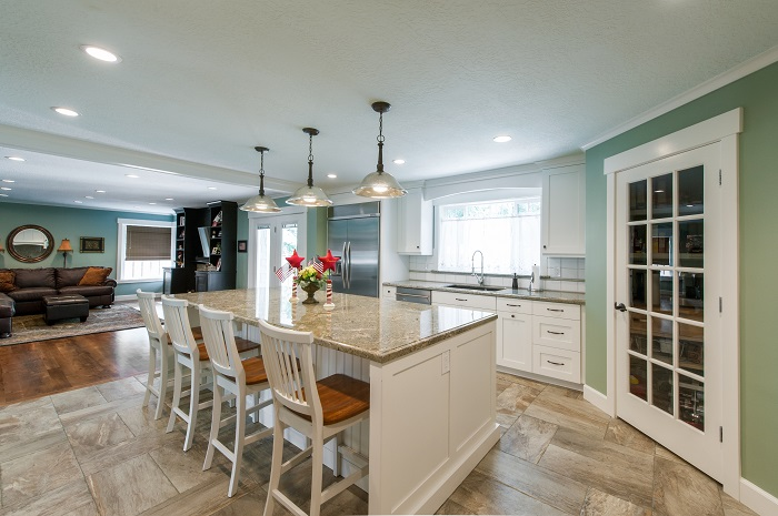 After_Interior Remodels_Kitchen Ideas_Small Rear Addition | Renovation Design Group