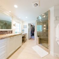 Luxury Master Bathroom | Renovation Design Group