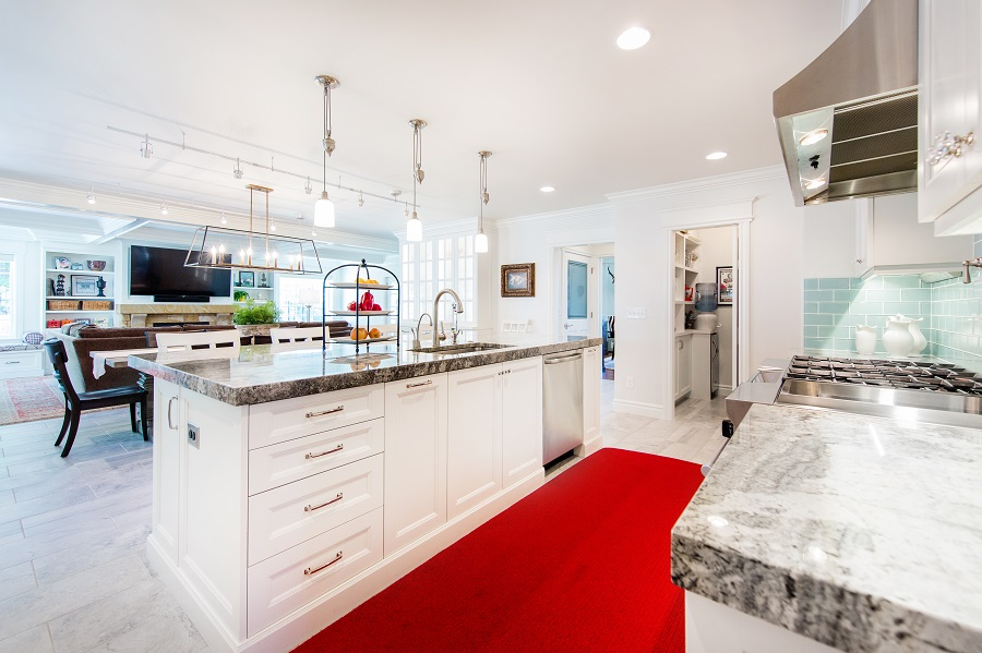 Two-Story Traditional Kitchen Design | Renovation Design Group