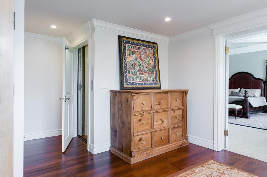 Master Suite sitting area | Renovation Design Group