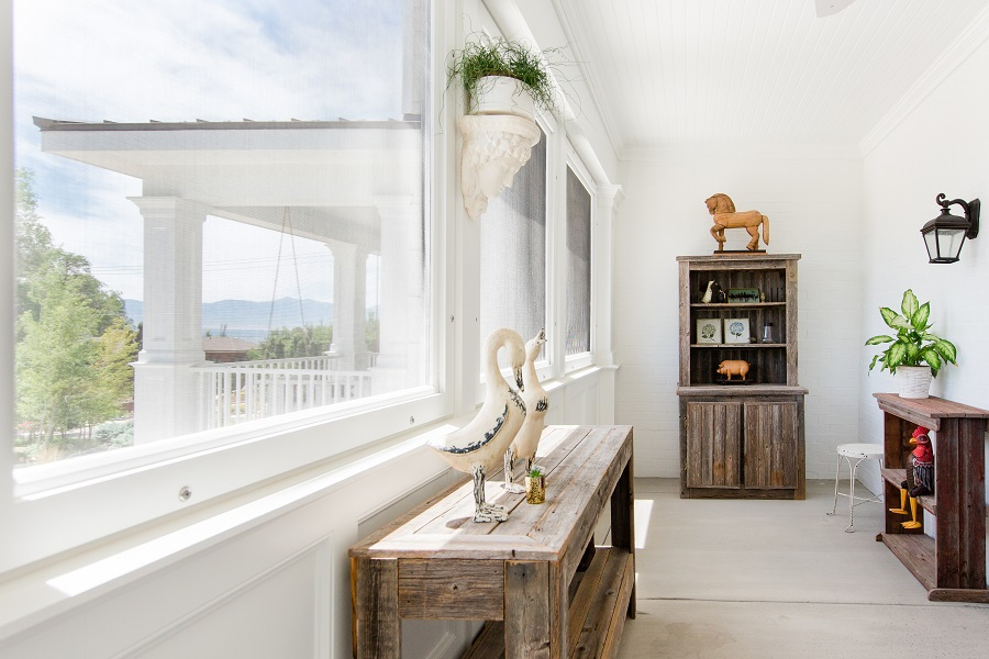 Closed in Sun room | Renovation Design Group