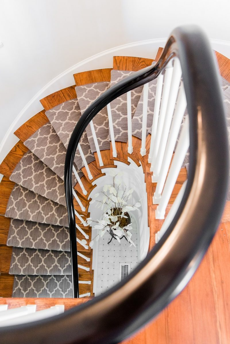 Spiral staircase | Renovation Design Group
