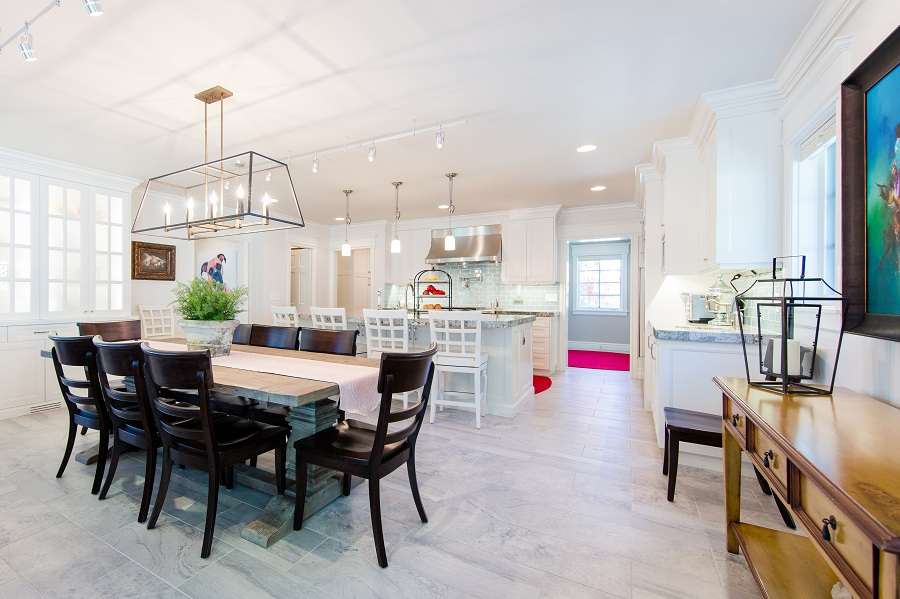 Traditional Great Room Remodel | Renovation Design Group