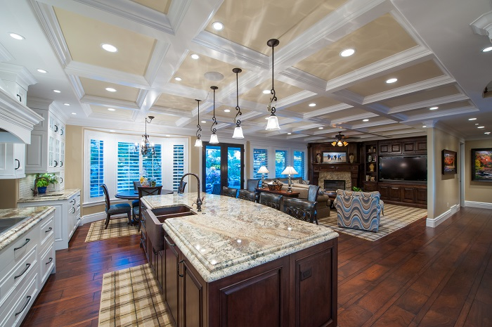 After_Interior Renovation_Non Traditional Kitchen_Utah Home Remodel | Renovation Design Group