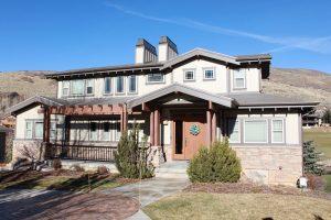 Home exterior remodel removed shake shingles | Renovation Design Group